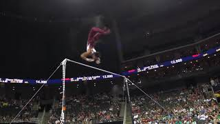 Yul Moldauer - High Bar - 2019 U.S. Gymnastics Championships - Senior Men Day 2
