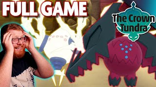 DISCOVERING CROWN TUNDRA LIVE! Full Game | Pokemon Sword & Shield DLC