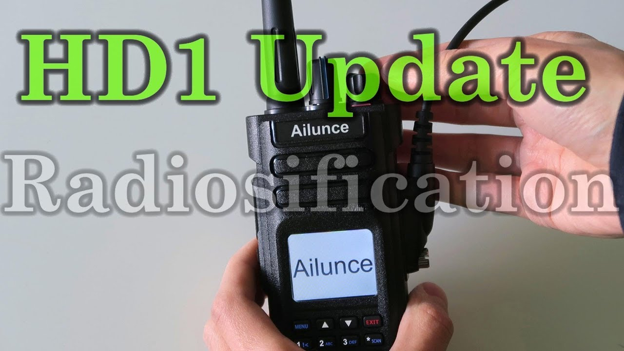 How to update Ailunce HD1