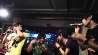 8/24 ウタバコ。2013-New Face- 盛岡でのライブ模様です! THE NOIZ(ザ...