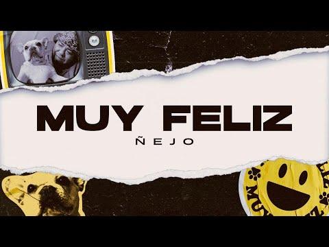 Смотреть клип Ñejo - Muy Feliz