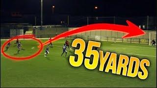 BEST EVER GOAL VS FUTURE PREMIER LEAGUE PLAYERS | REBEL FC