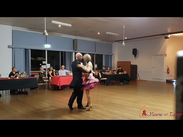 Performance to Remembranzo by David & Anita (20th October 2018)