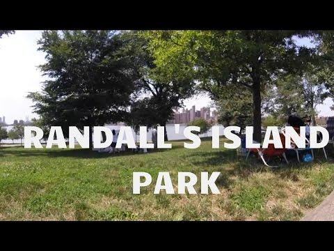 BIRTHDAY ON RANDALL'S ISLAND PARK