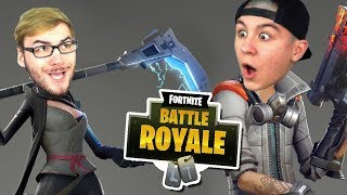 HILFE ROMAN! HILFEEEEEEEEEEEEEE!!! - Fortnite Battle Royale [Deutsch/HD]