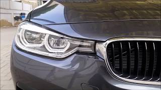 BMW 3 Series | 318i | Detailed Review: Interior, Exterior, Startup, Specs & features