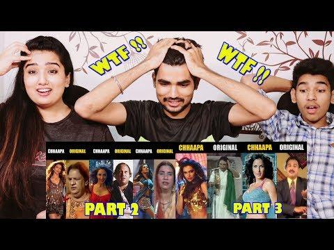 পাকিস্তান থেকে চুরি বলিউড সংস ভারতীয় প্রতিক্রিয়া | জঘন্য | CHHAAPA কারখানা (পার্ট 2 & 3) thumbnail