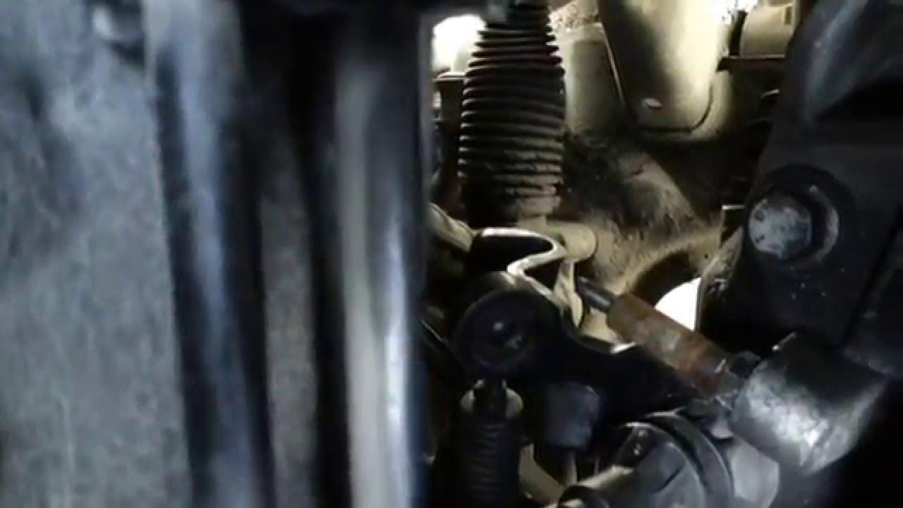механизм переключения передач для peugeot 806