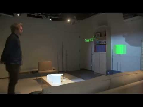 Projected Spatial Augmented Reality