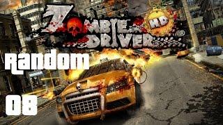 Zombi Driver HD - El taxi anti zombie | Gameplay en español PC | Random 08