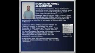 FBI Wanted 2012 - MUHAMMAD AHMED AL-MUNAWAR ($5.000.000 Reward)