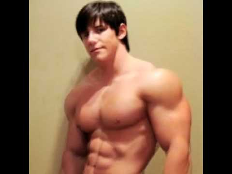 male muscle morphs Teen