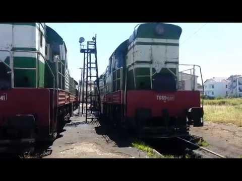 T669 1032 - Depot - Durres, Albania