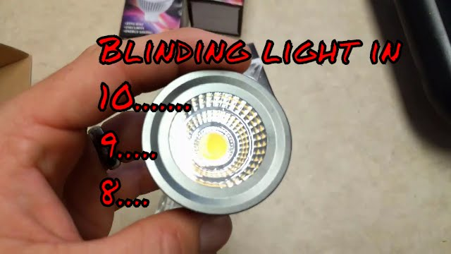 Gu10 Led Light For Track Lighting Replacement Bulb To Save Energy