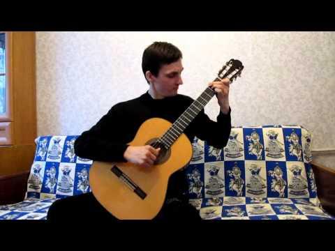 EL JALEO DE JEREZ...Spanish Dance...Classical Guitar
