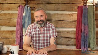 Unpacking the Men's Spring Knitting Retreat