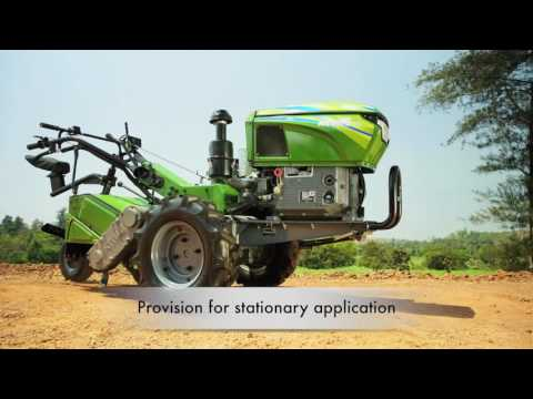 Kirloskar Mega T Power Tiller & Mini Tractor - Kmwagri.com