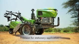 Kirloskar Mega-T Power Tiller & Mini-Traktor - Kmwagri.com