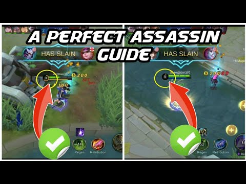 WHEN, HOW And WHAT | A Guide to PERFECT ASSASSIN | Mobile Legends Bang Bang thumbnail