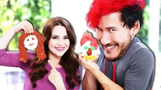Play Doh Challenge w/ Rosanna Pansino