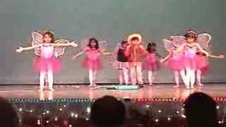 Kids Butterfly Dance Deepanjali 2007 Fort Collins