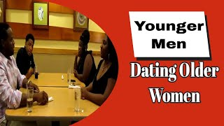 Younger Men Dating Older women; Dating Younger vs Older: Male Translations Podcast: