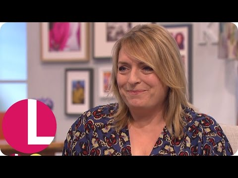Claire Rushbrook On The Success Of Home Fires | Lorraine