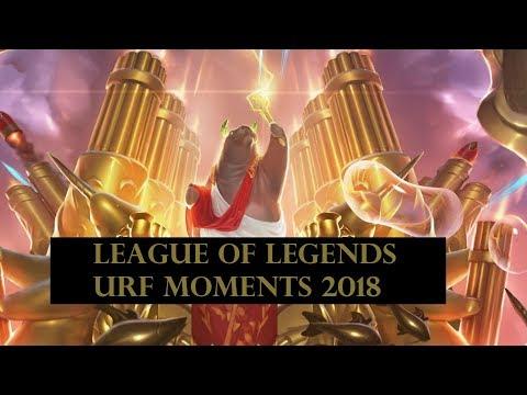 League of Legends - Random/Funny Urf Moments