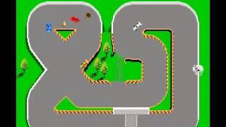 Super Sprint - Highscore Run #1 - User video