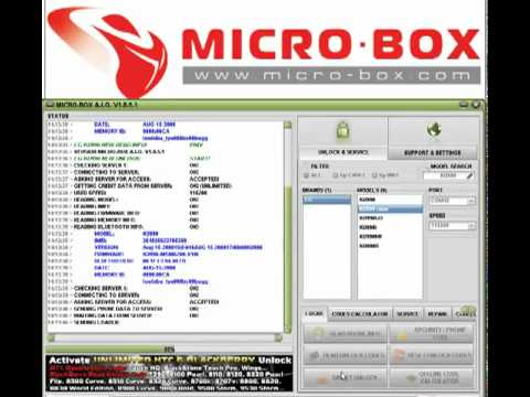 LG KU990 NEW unlock by Micro-box - www.micro-box.com