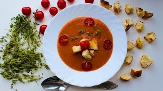 Гаспачо | Самый летний рецепт