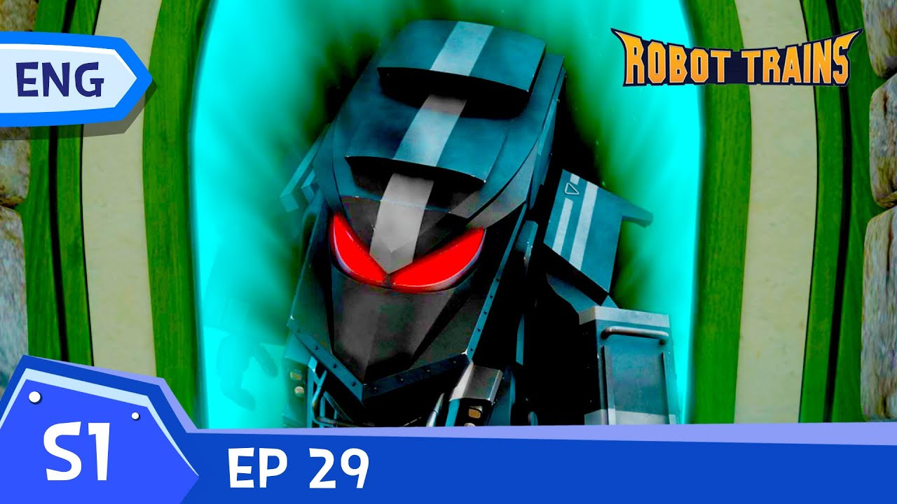 Robot Train | #29 | Faltering Friendship | Full Episode | ENG  robottrainreplay