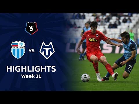 R. Volgograd FC Tambov Goals And Highlights