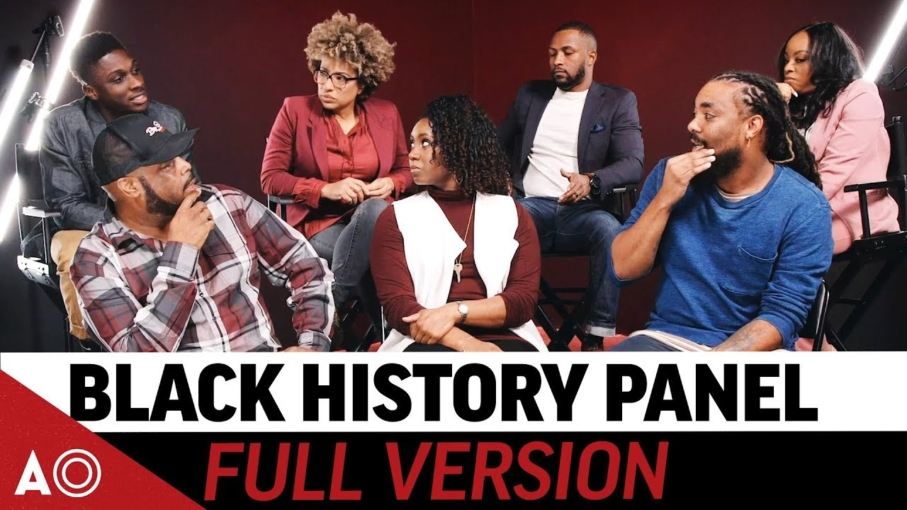The Most Important Conversation Of 2020 Black History Panel Full Version Youtube