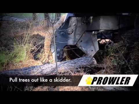 Tree Shear Skid Steer Attachment for Skid Steer Loaders