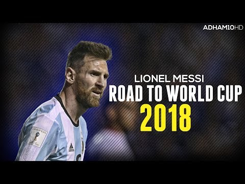 Lionel Messi ● Saviour of Argentina - Road To World Cup 2018 HD