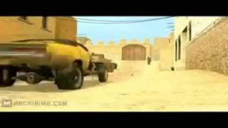 Counter Strike Фильм Machinima Трейлер Rus