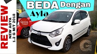 TOYOTA MURAH - Review AGYA 1.2 G Toyota Indonesia