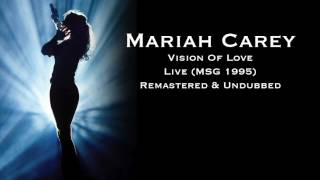 Mariah Carey Vision Of Love MSG 1995 Remastered  Undubbed