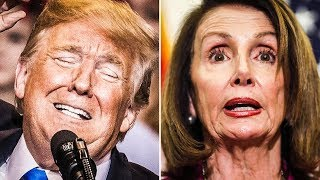 Reality Show Drama Continues Between Donald Trump And Nancy Pelosi