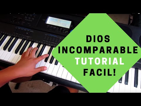 Dios Incomparable - G12 con Marco Barrientos - Intro de Piano Videos De Viajes