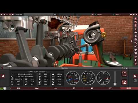 Making a Diesel engine in Automation the weird way.