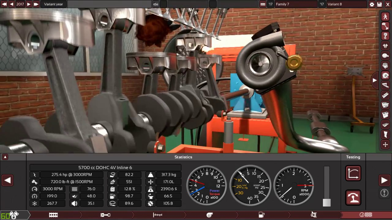 Making a Diesel engine in Automation the weird way