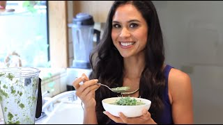 Kimberly Snyder Glowing Green Smoothie Soup (ggso) Recipe