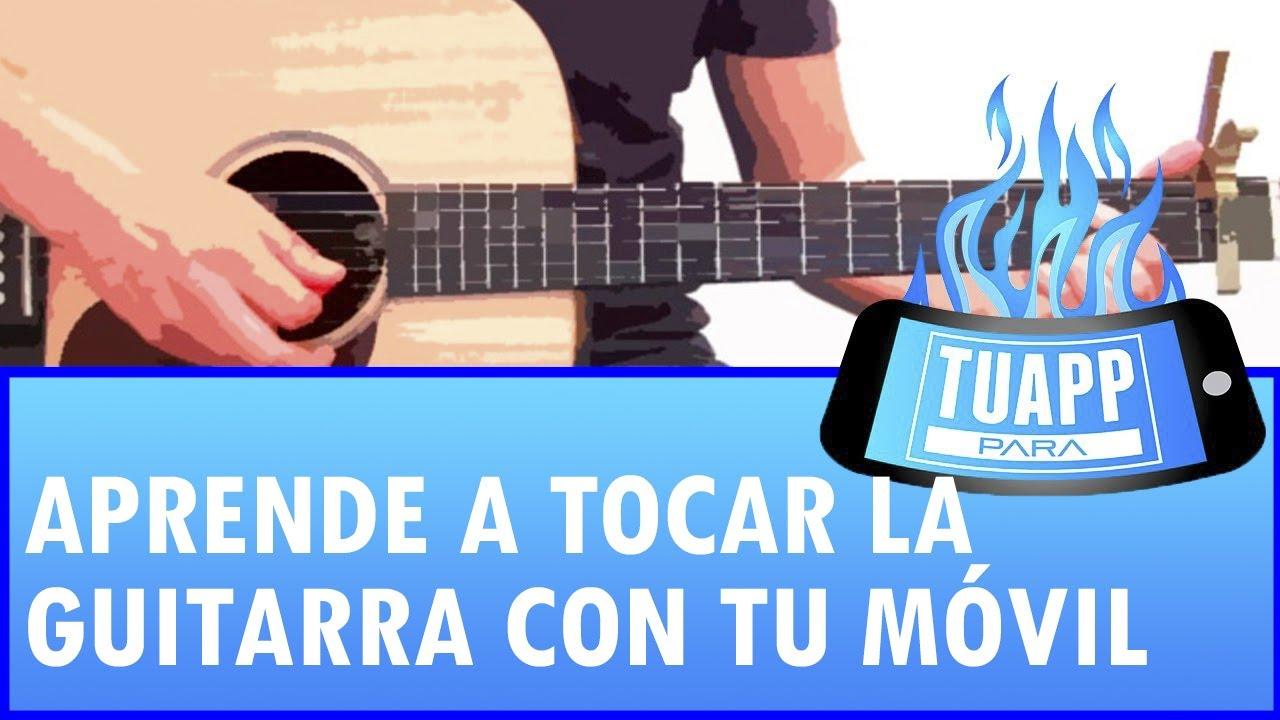 para aprender a tocar guitarra
