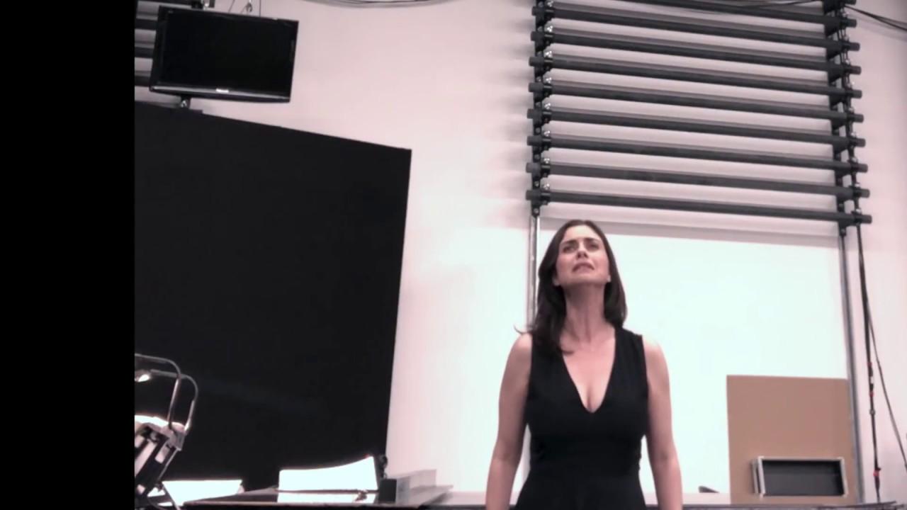 "Soula Parassidis sings ""Wehe mein Mann"" - Aria of the Kaiserin from Die Frau Ohne Schatten"