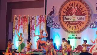 Saanvi euro kids dance