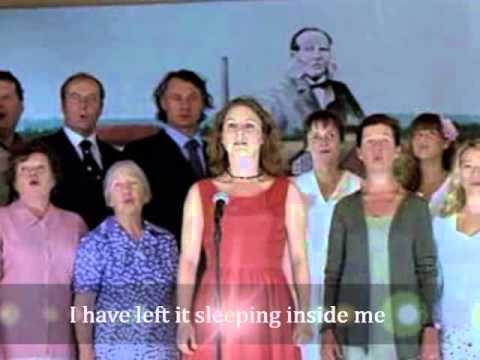 Gabriella's Song in English ( As It Is In Heaven) by Joanne