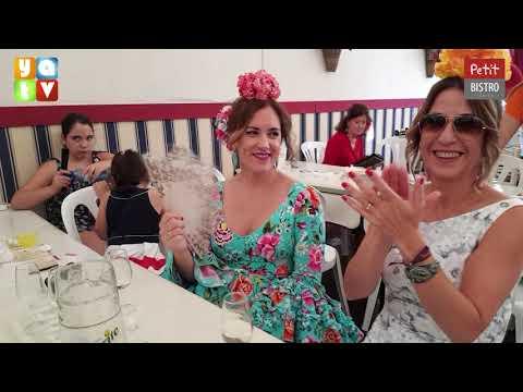Caseta La Venencia Feria Real de Algeciras 2019 Viernes