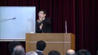高原 剛一郎氏 聖書講演会(2011/1/29) 1/4